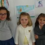 Luna, Louise et Maëline
