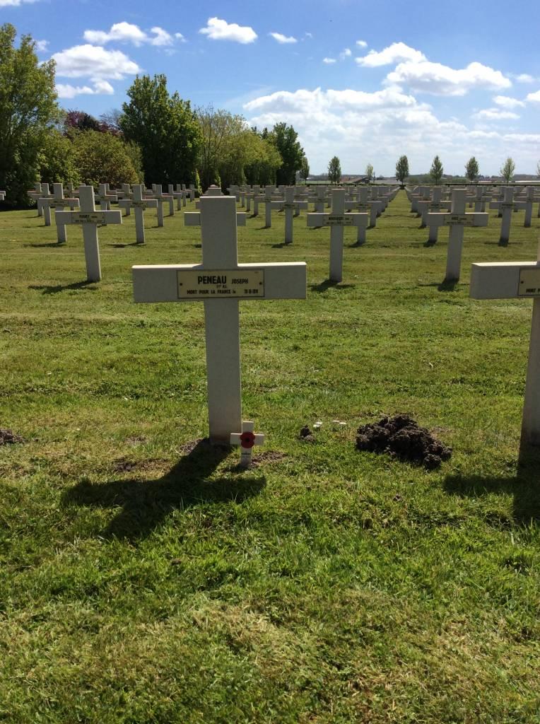 victimes civiles de guerre