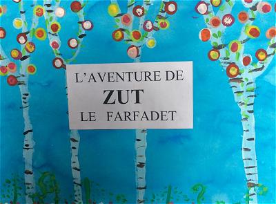 L'aventure de Zut le farfadet   Quoi de neuf à l'école