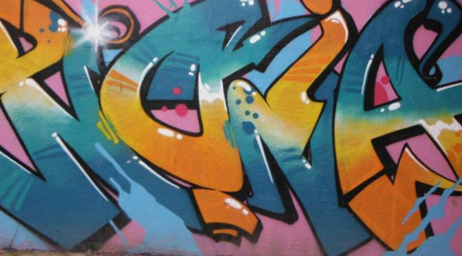 L'atelier street art  à Nantes